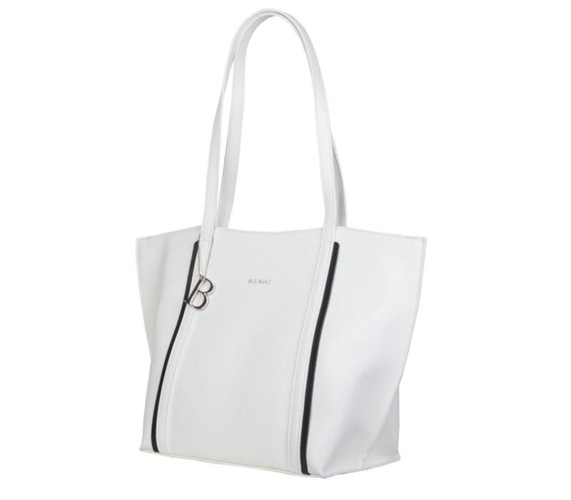 Shopping bag Zsazsa (white)