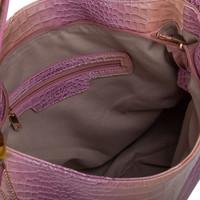 Hobo shoulder bag Nina (dusty pink)