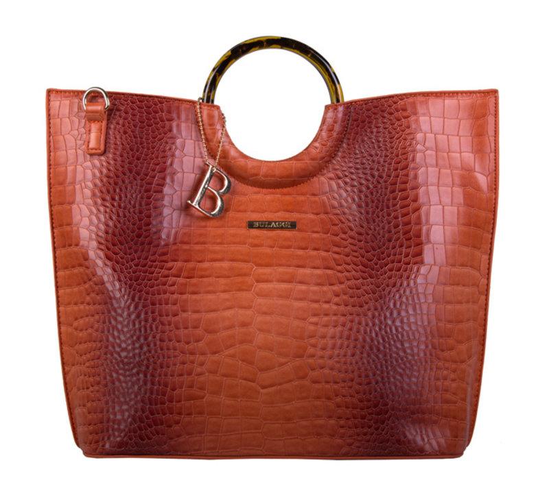 Handbag Nina (orange)