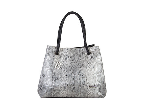 Shopping bag Jade (white)