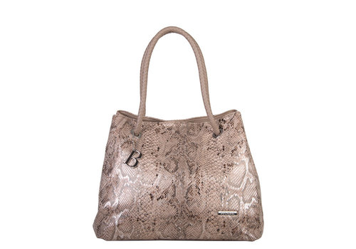 Shopping bag Jade (camel)