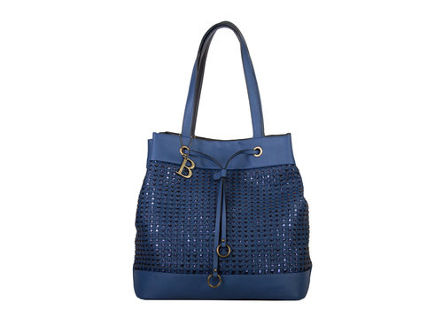 Shopper Buffy (blauw)