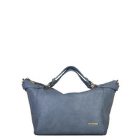 Handbag Puff (pastel blue)