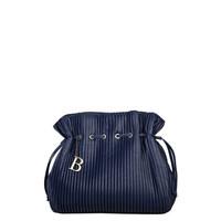 Crossbody tas Pleaty (donkerblauw)