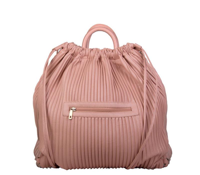 Backpack Pleaty (dusty pink)