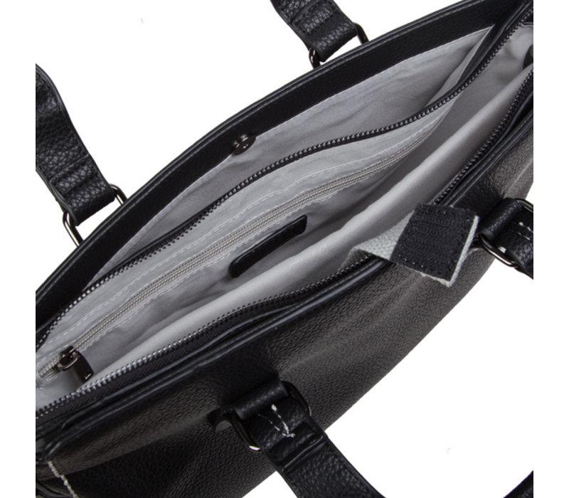Laptop bag Deb (black)