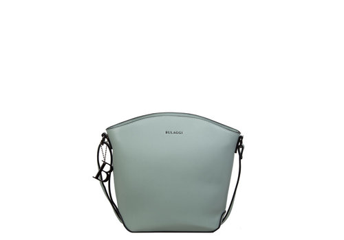 Crossbody bucket tas Kayla (munt)