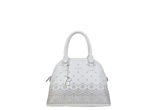 Handbag teacosy Gail (white)