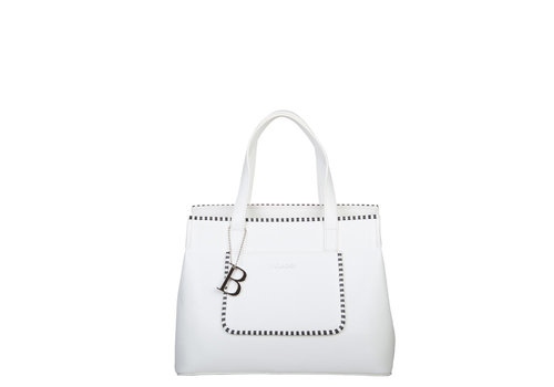Shopping bag Zsazsa (white)