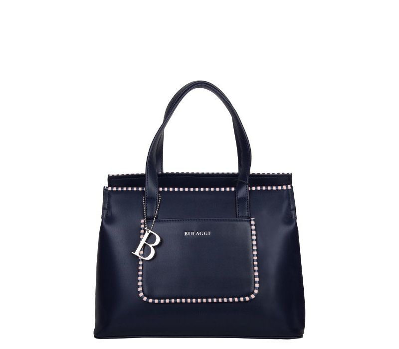 Shopping bag Zsazsa (dark blue)