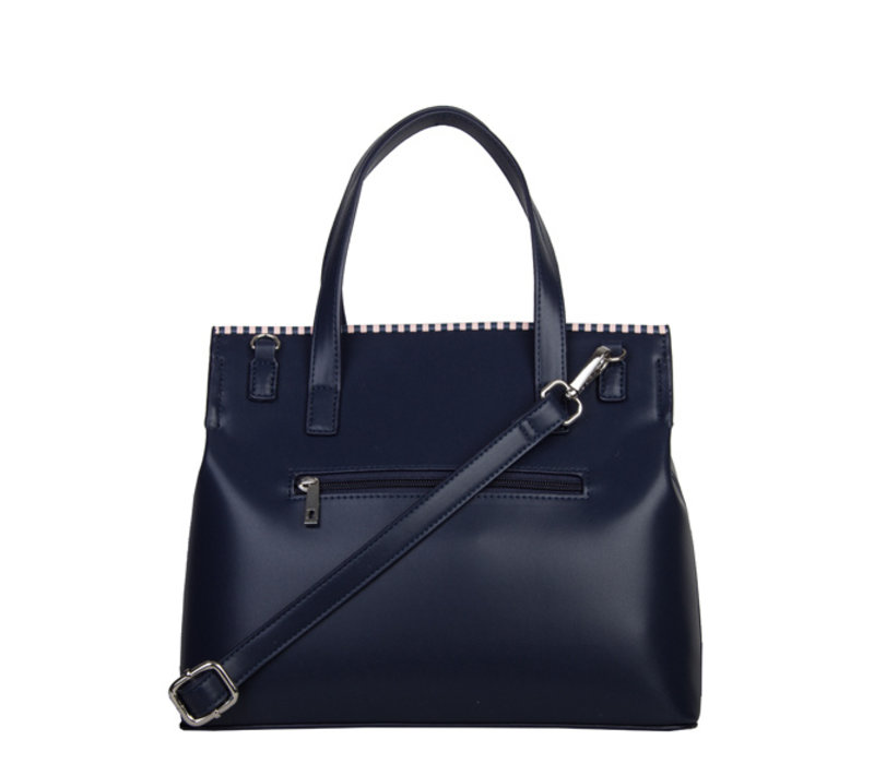 Shopper Zsazsa (donkerblauw)