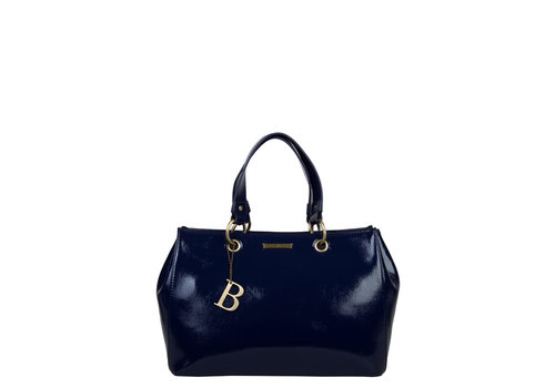Shopping bag Lily (dark blue )