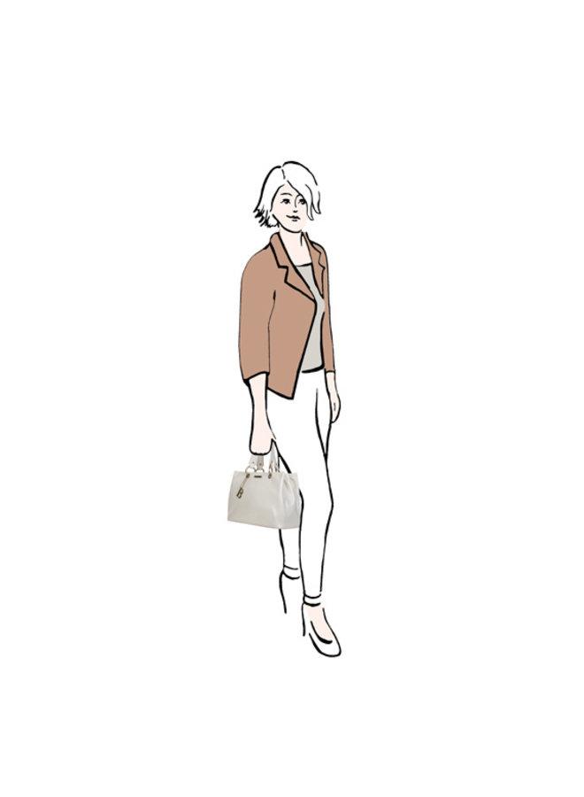 Shopper Lily (crème)