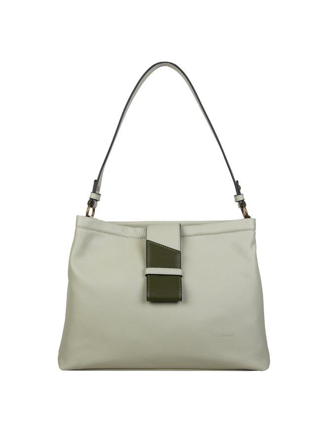 Hobo shoulder bag Goldie (light green)