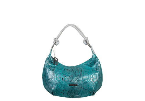 Hobo shoulder bag Jade (turquoise)