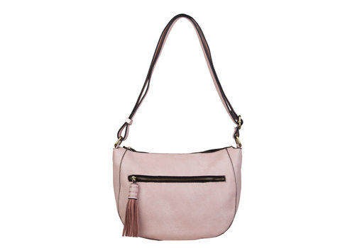 Crossbody bag Ella (dusty pink)