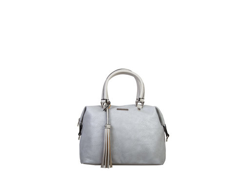 Handbag Mila (light grey)