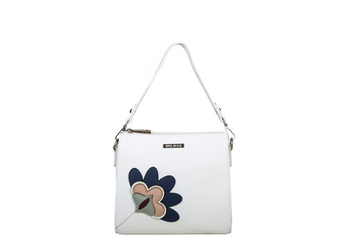 Crossbody bag Hope (white)