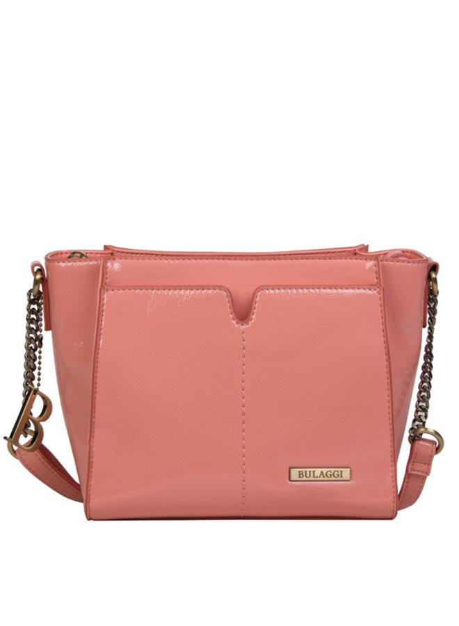 Crossbody bag Lily (peach)