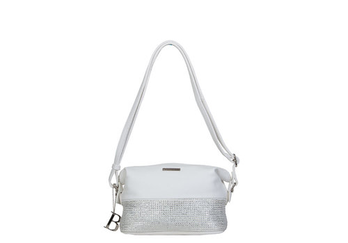 Crossbody tas Wave (wit)