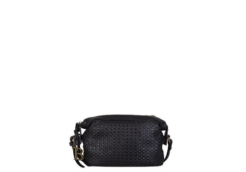 Crossbody bag Buffy (black)