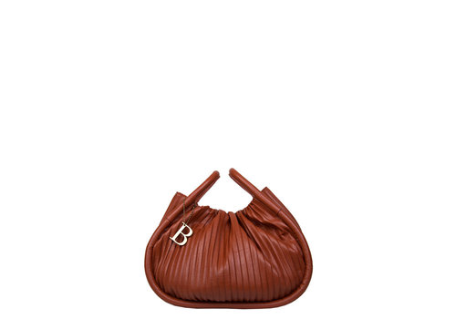 Handbag Pleaty (terracotta)