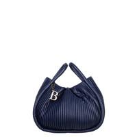 Handbag Pleaty (dark blue )
