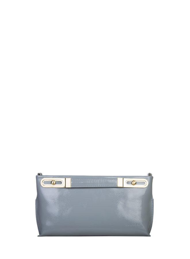 Clutch bag Polly (pastel blue)