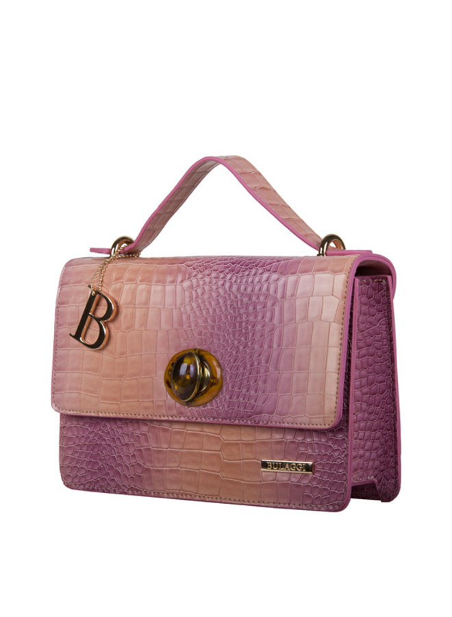 Crossbody bag Nina (dusty pink)