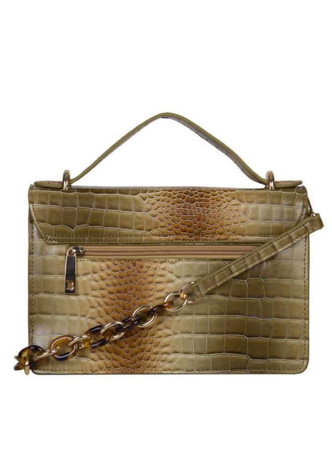 Crossbody bag Nina (green)