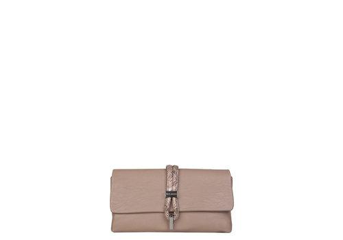 Clutch bag Bibis (camel)