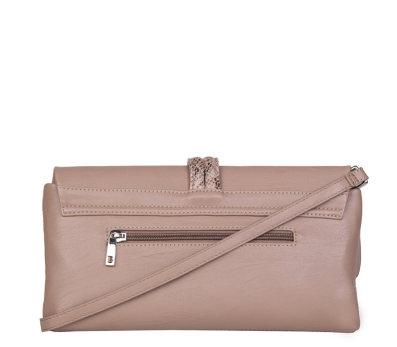 Clutch bag Bibis (camel)
