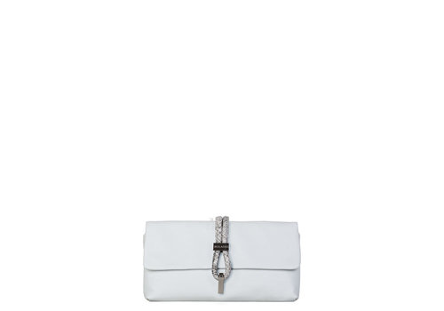 Clutch bag Bibis (light grey)