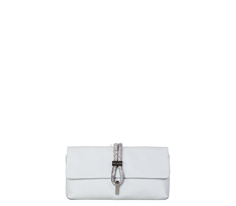 Clutch bag Bibis (light grey)