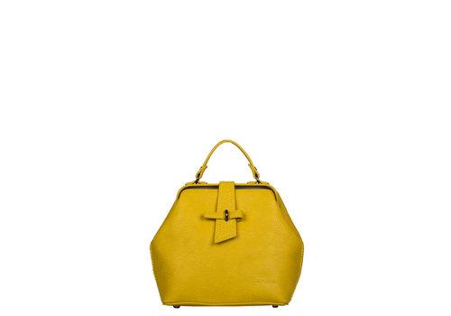 Handbag Deb (dark yellow)