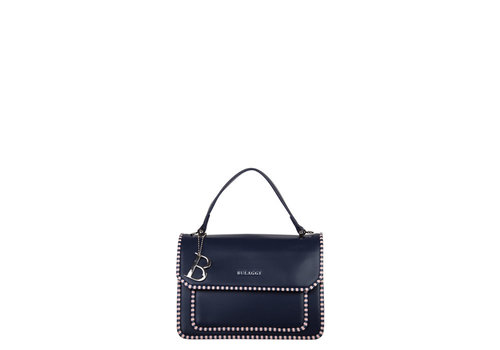 Handbag Zsazsa (dark blue )