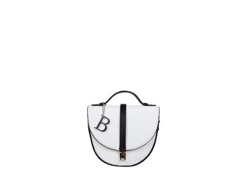 Crossbody bag Babs (white)
