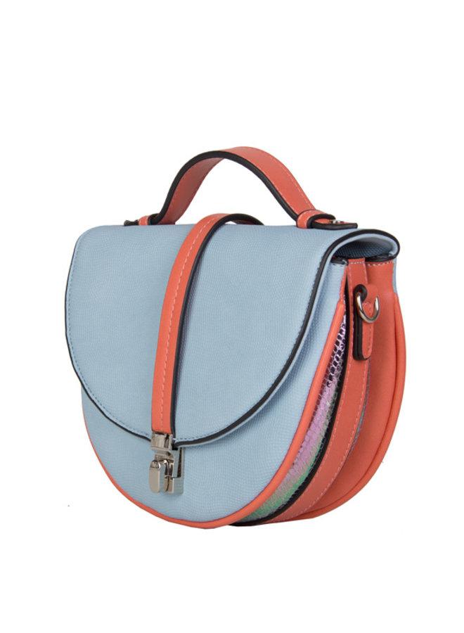 Crossbody bag Babs (pastel blue)
