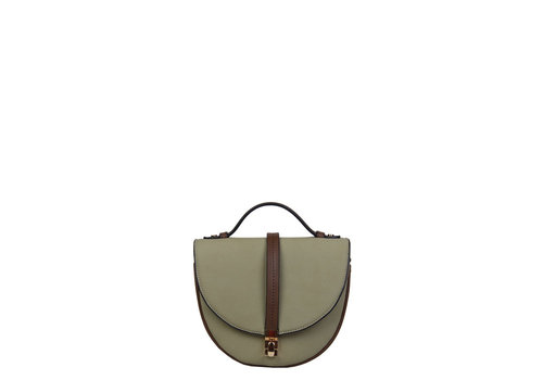 Crossbody bag Babs (mint)