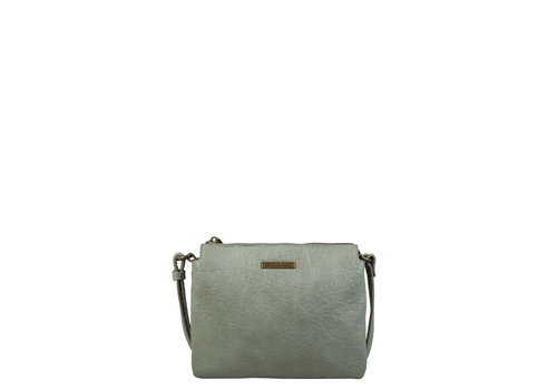 Crossbody bag Puff (mint)