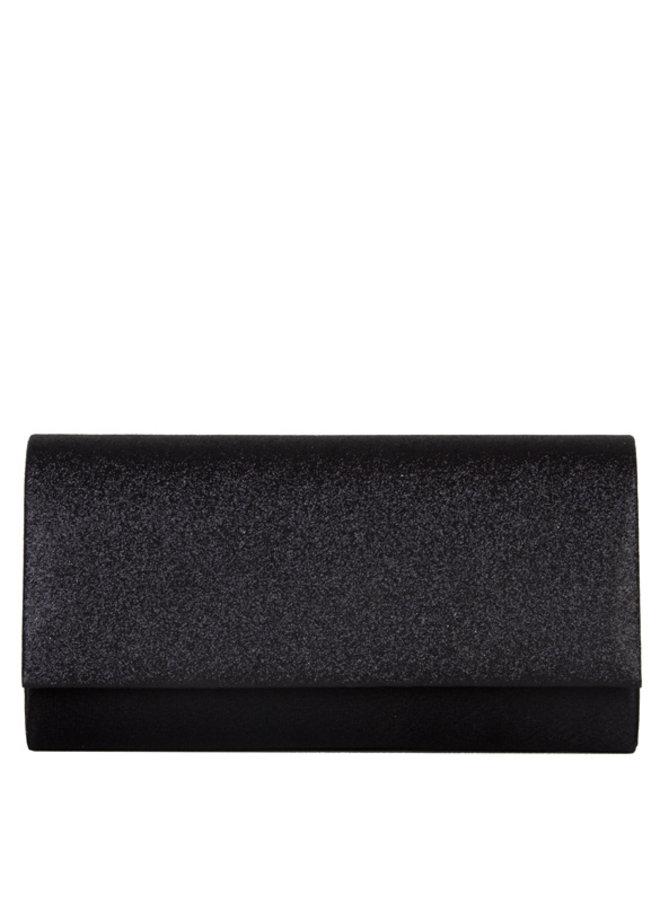 Envelop clutch bag Evelyn (black)