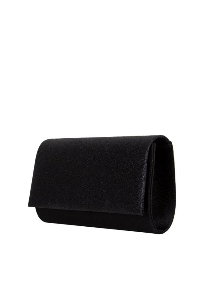 Envelop clutch Evelyn (zwart)