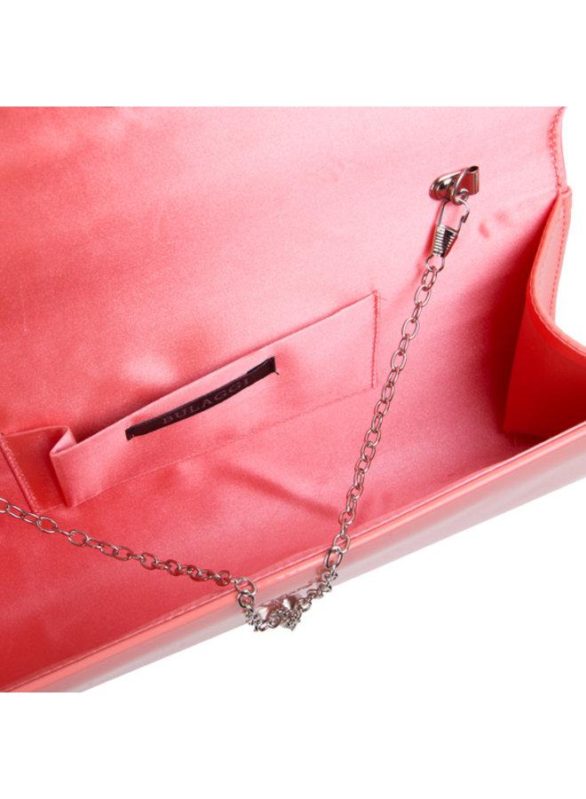 Clutch bag Lisa (peach)