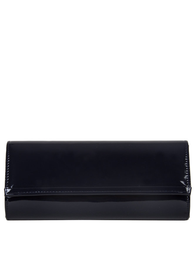 Clutch bag Lisa (dark blue )