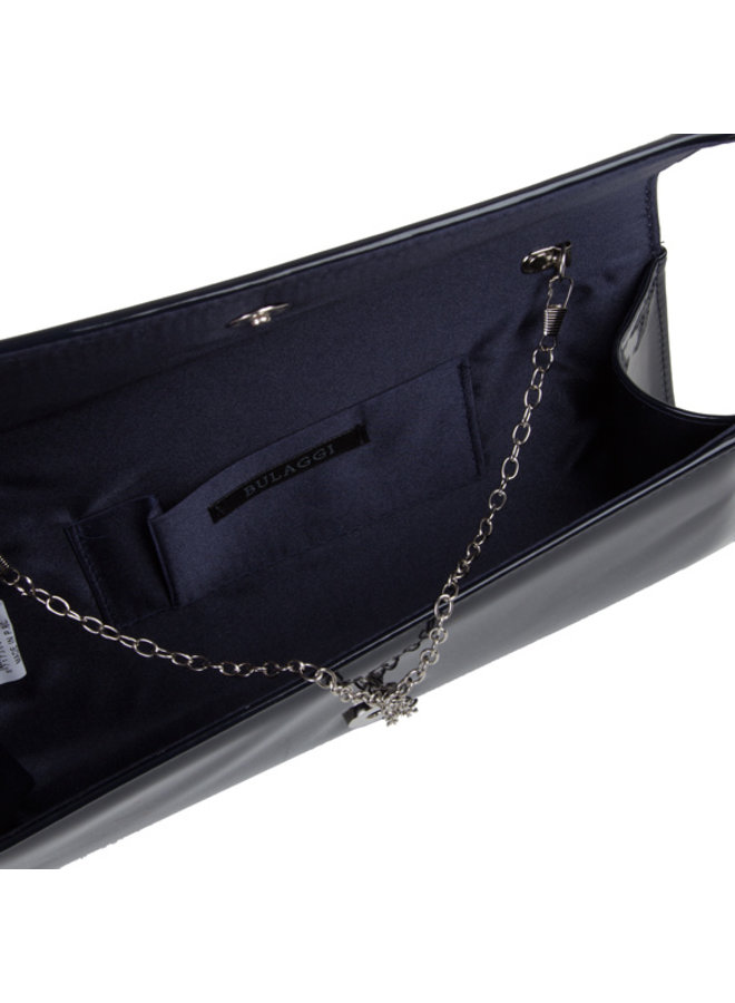 Clutch Lisa (donkerblauw)