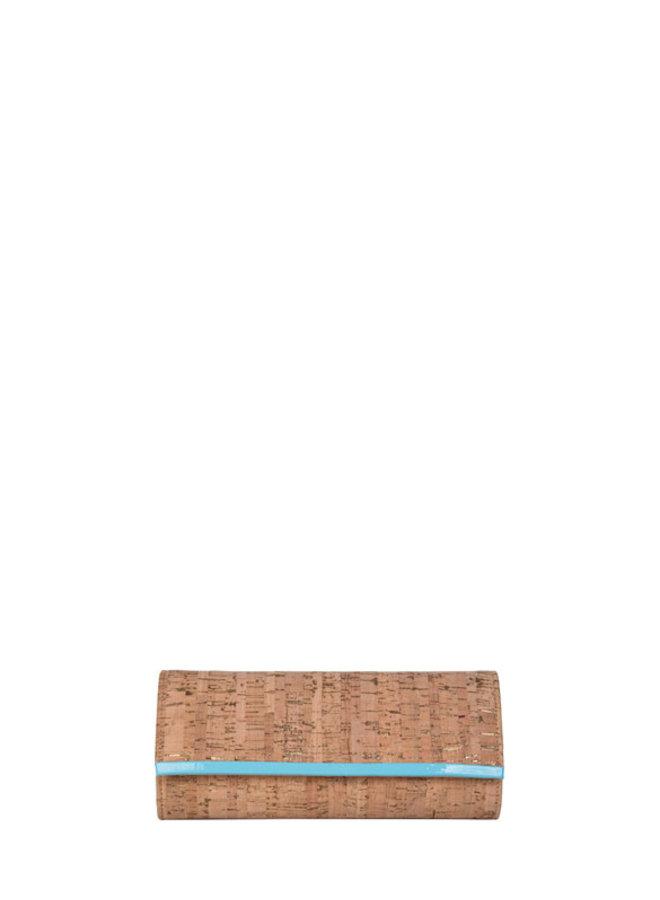 Clutch Velma (turquoise)