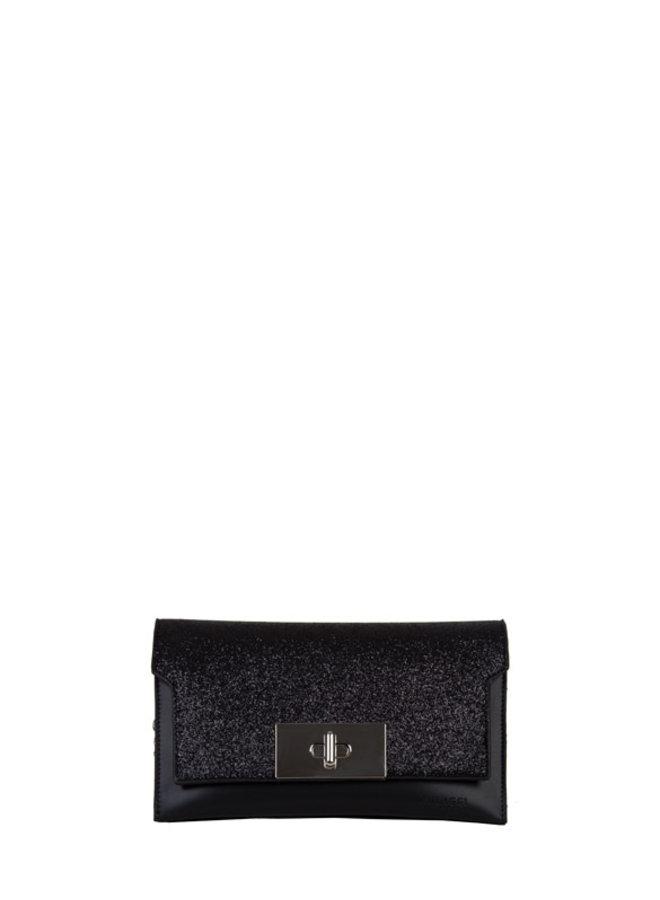 Clutch bag Dory (black)