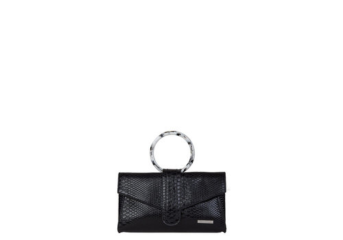 Clutch bag Donna (black)
