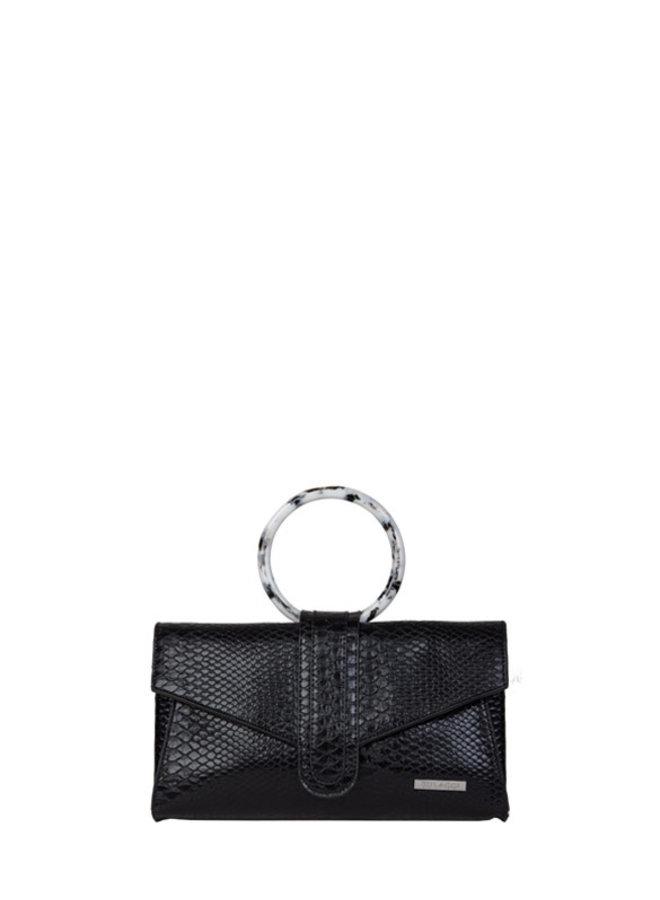 Clutch bag Donna (black)