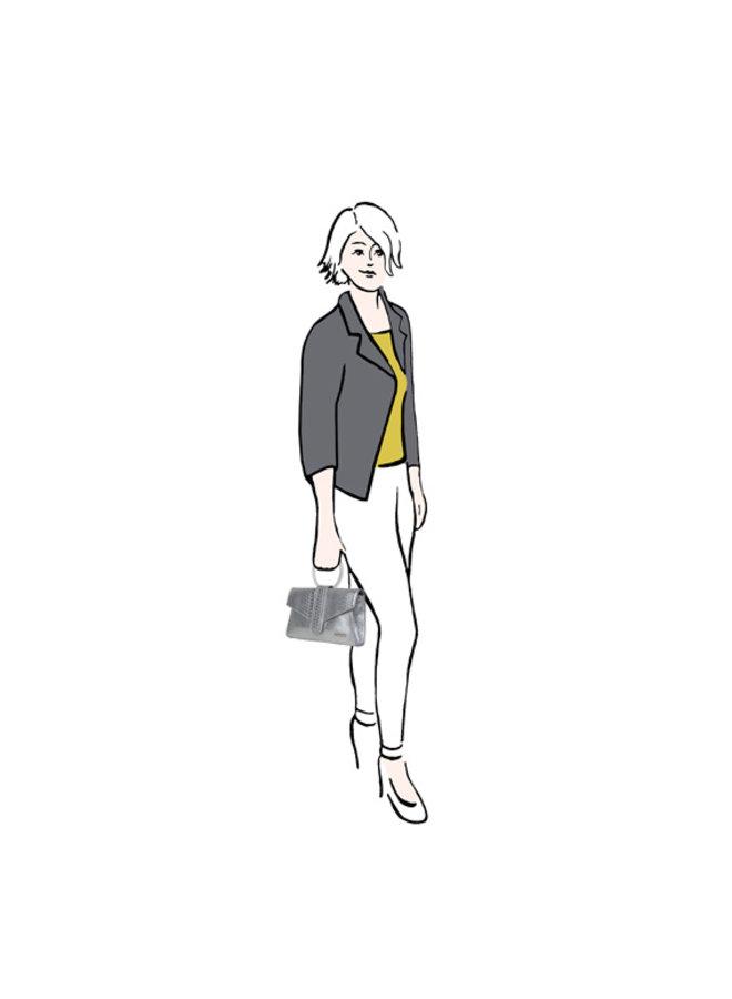 Clutch Donna (zwart)